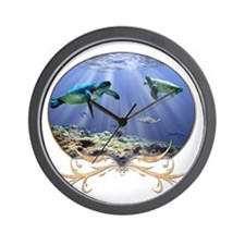 seaturtles Wall Clock