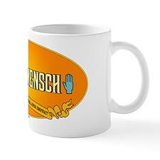 You Da Mensch Mug