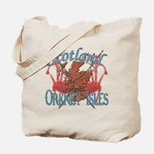 Orkney Isles Tote Bag