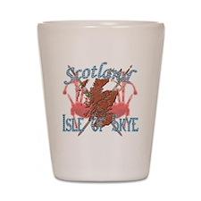 2-Isle of Skye Shot Glass