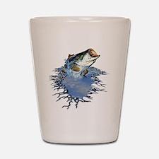 bassfishing Shot Glass