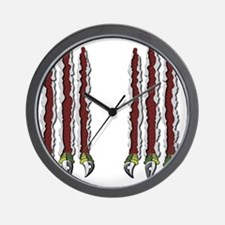 claws Wall Clock
