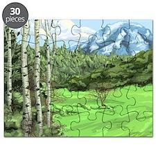 Mount Adjo Puzzle