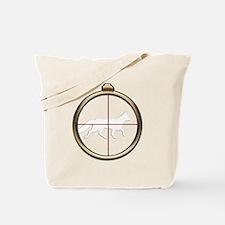 Fox Hunt inverted Tote Bag
