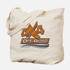 4x4-4 Tote Bag