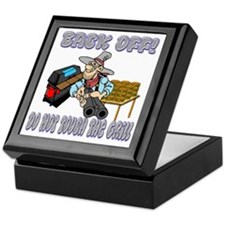 MY GRill Keepsake Box
