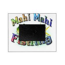 Mahi Mahi fishing Picture Frame