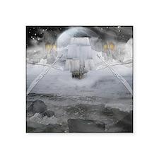 """ghostship Square Sticker 3"""" x 3"""""""