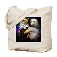 2-eagles Tote Bag