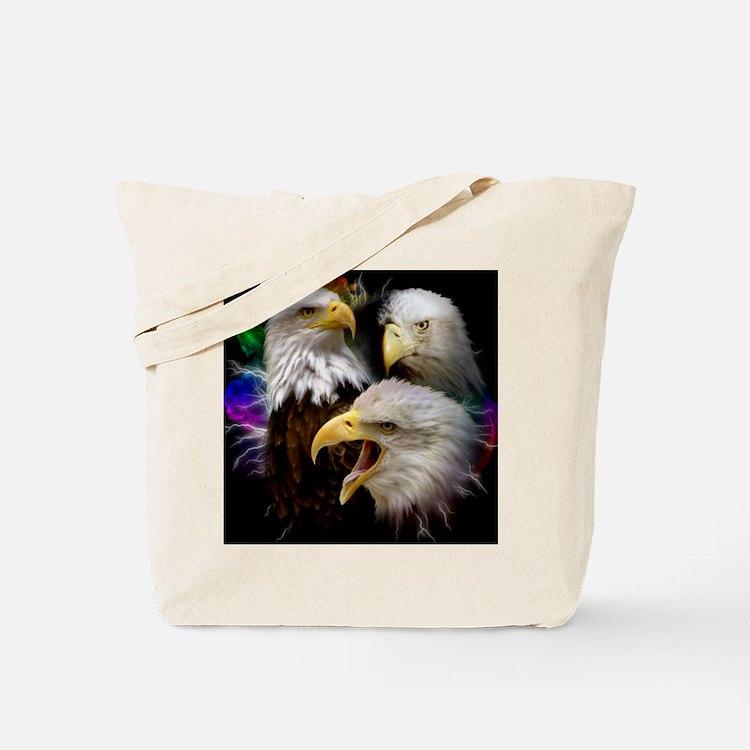 2-eagles Tote Bag