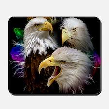 2-eagles Mousepad
