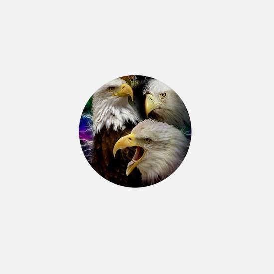 2-eagles Mini Button