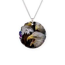 2-eagles Necklace