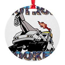 hotrod hooker Ornament