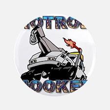 """hotrod hooker 3.5"""" Button"""