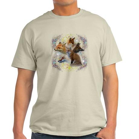 foxes Light T-Shirt