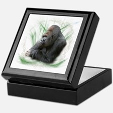 gorilla1 Keepsake Box