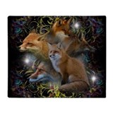 Fox Fleece Blankets