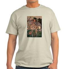 Winter 3 Ash Grey T-Shirt