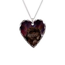 Chimpanzee Love Necklace