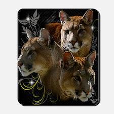 Cougars Mousepad
