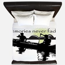 Father and Son King Duvet
