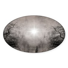 Follow The Light Decal