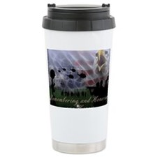 Remember the Heros Travel Mug