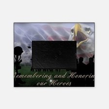 Remember the Heros Picture Frame
