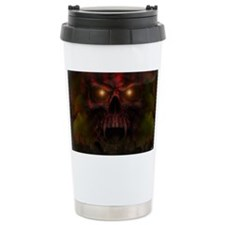 Depths of Hell Travel Mug