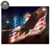 Puzzles american bald eagle Puzzles