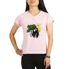 gorilla sunset Performance Dry T-Shirt
