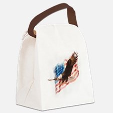 faded glory dark tees Canvas Lunch Bag