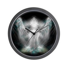 Ethereal Angel Wall Clock