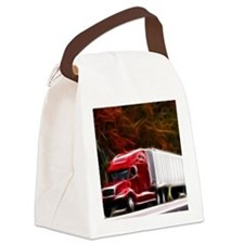 Highway to Hell Canvas Lunch Bag