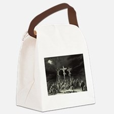 The Crucifixion - 1849 Canvas Lunch Bag