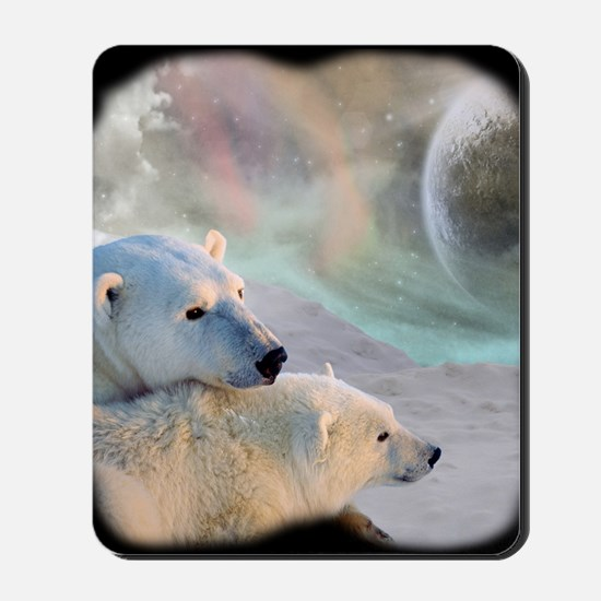 Top of the World Mousepad