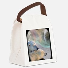 Top of the World Canvas Lunch Bag