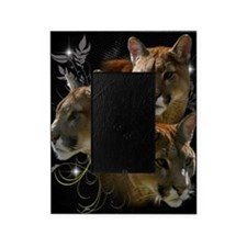 Cougar Picture Frame