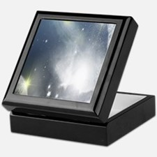 Galactic View Keepsake Box