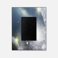 Galactic View Picture Frame