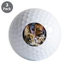 Lions Golf Ball