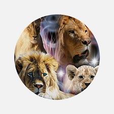 """Lions 3.5"""" Button"""