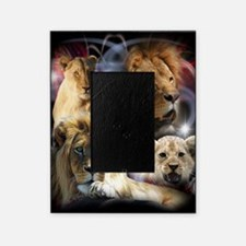 Lions Picture Frame