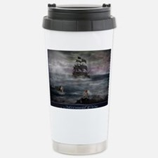 Mermaid Cove Large Stainless Steel Travel Mug