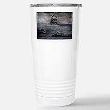 Mermaid Cove Large Thermos Mug