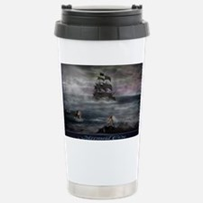 Mermaid Cove Large Travel Mug