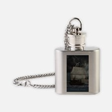 Story Seas Flask Necklace