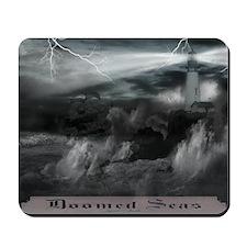 Doomed Seas Poster Mousepad