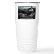Doomed Seas Poster Travel Mug